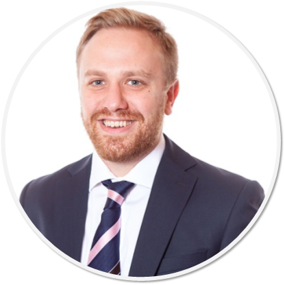 Adam Cockroft, Senior Associate