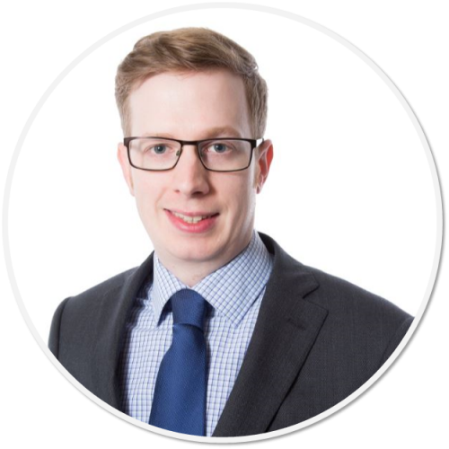 Michael Robinson, Associate Solicitor